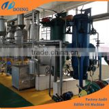 edible oil refinery plant ,scale oil refinery , oil refining machine for high grade cooking oil made in China