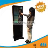 32 inch LCD IR usb magic mirror tv player for hotel