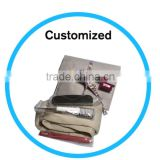Airline Amenities Set Bag customized logo