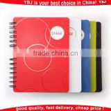 OEM custom printed spiral notebook bulk spiral notebooks pages custom printed spiral notebook