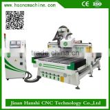 furniture factory need HS-1325T wood engraving center machine and capboard wood carving cnc