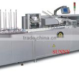 fully automatic horizontal case packing machine for sachet condom