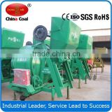 350L Formula feeding ring gear climbing cement mixer