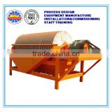 Reliable quality sand Iron ore magnetic separator for sale Honduras market new plant energy saving