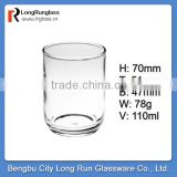 LongRun 4oz old fashion dinner tableware glass cup set&wine glass cup&drinking water glass