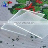 high transmittance tempered low iron glass for solar glass