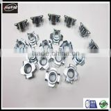 Good quality M10 T-nuts with hole For Climbing Holds