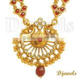 22K Kundan Gold Necklaces, Real Kundan Necklaces, Jaipur Kundan Jewellery