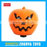Pumpkin lamp toy pumpkin light bump and go toy helloween party items festival decoration helloween ornament