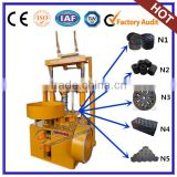 Hot Sale in 2016 Year Biomass Coconut Shell Charcoal Shisha Briquette Machine Made In China