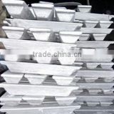 High quality aluminum ingot with high-purity 99.8%