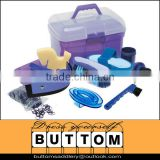 Pet grooming tool pet grooming tool box pet grooming tool kit pet grooming tools set horse grooming tool box