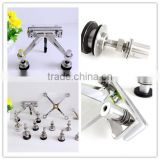 high quality 304 316 glass spider fitting 3 way arm spider for curtain wall