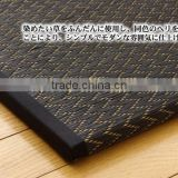 Japanese TATAMI mat made in Japan made of rush grass IGUSA Japanese sleeping mat