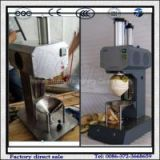 INquiry about Commercial Young Green Coconut Peeling Machinr/Tender Coconut Peeling Machine