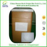 stevia sweetener tablets instant soluble tablets