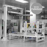 Carton Stacking System Box Palletizing Machine Robotic Palletizer