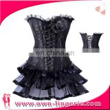 Top selling wholesale made in china corset bodice wedding dresses