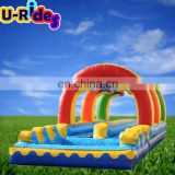cheap inflatable water slides for kids