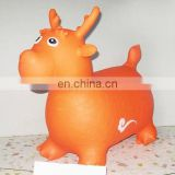 Alibaba wholesale rubber inflatable ride toys with cheap price