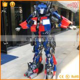 Hot Sale Super Hero Mascot Plus Size Anime Cosplay Costume for Man
