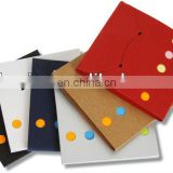 Promotional Sticky Note Pad, Custom Printing Sticky Memo Pad with Flags for Advertising Gifts