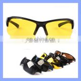 UV Protection Adjustable Safety Glasses with Yellow Tint