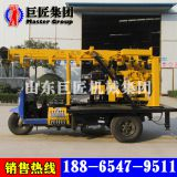 XYC-200A Tricycle Hydraulic Rotary Drilling Rig