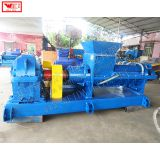 Rubber breaking machine crushing rubber particle