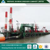 1000 cbm 20inch hydraulic cutter suction sand dredger vessel equipment for sale