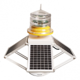 4groups solar panel 6~10nm Solar Marine navigation led light