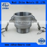 "Camlock coupling with Type B,Size 1/2""-6"" from professional manufacturer in China"