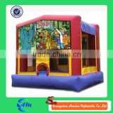 most interesting popular inflatable bouncy castle moonwalk                                                                         Quality Choice