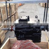 Truck manual transmission gearbox assembly