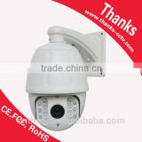 Samsung 23X 560TVL Analog Intelligent Auto Tracking PTZ Camera,high speed dome ptz camera