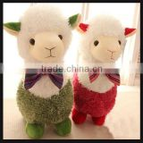 plush alpaca stuffed animal toys for promotion gifts