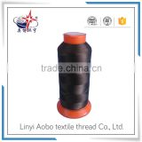 polyester embroidery thread with factory reasonable price / polyester thread manufacturer
