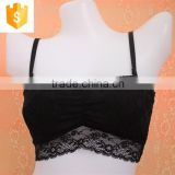 New Lady Sexy Thin Style Lace Full Cup Seamless Boost Enhancer Padded Push Up Lingerie Underwear Bra
