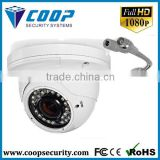 HDCVI AHD TVI CCTV Full HD Security Surveillance Camera Dome TVI Camera 1080P
