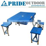 Outdoor Camping Dinning Folding Portable Cheap Wholesale Prices Plastic Tables And Chairs                                                                         Quality Choice
