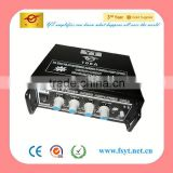 powered fm radio usb/sd car amplifier YT-108A with Soft antenna