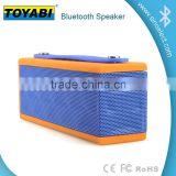 2015 Hot sale outdoors portable bluetooth speaker with bluetooth wireless mini big sound box
