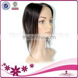 100% handmade by skilled worker loose wave natural color full lace virgin human hair u part wig
