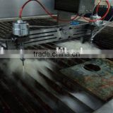 bridge type stone cutting machine /4-axis water jet cutting machine CNC cutting machine