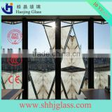 factory Building Glass, Tempered Glass Curtain Wall, Exterior Building Glass Wall
