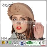 Wool Felt Beret Hats For Women Wholesale Lady Beret Cap Hat                                                                         Quality Choice