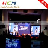 Hot sale P4 Full Color Indoor LED Video Wall for stage events show