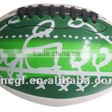 best quality with lower price fashion design promotional manufacturer rugby ball