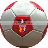 New style promotional cool thermal bonded football