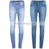 high quality ladies jeans, top design new cotton jeans for women                                                                         Quality Choice
